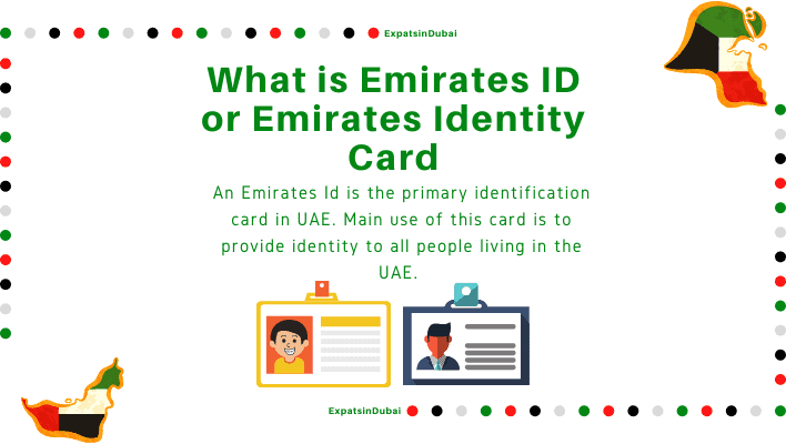 What is Emirates ID or Emirates Identity Card