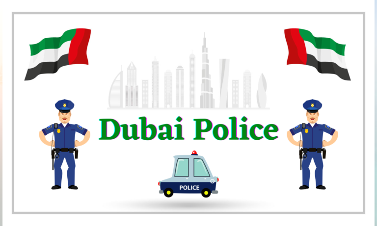 Dubai Police – How it works with technology in Digital World