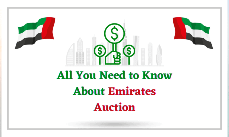 All You Need to Know About Emirates Auction