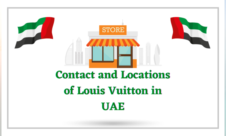Here is everything that you need to know about Louis Vuitton UAE