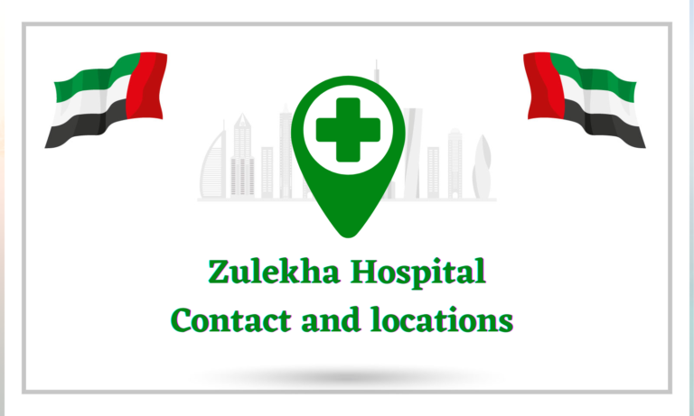 Zulekha Hospital Contact and locations that you need to know